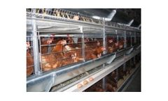 Facco - Model C3 - Poultry Layer Housing Systems