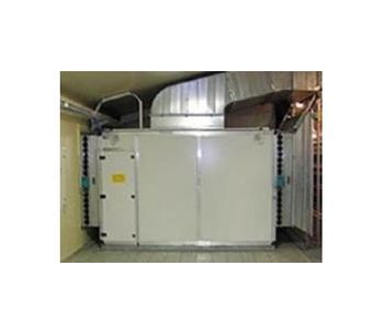 Facco - Model KAS - Inside Poultry Manure Drying System