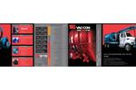 3.5 Yard - 5 Yard - 11 Yard - 12 Yard - 16 Yard Combination Machine Series Brochure