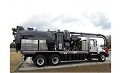 Vac-Con - Model 11 Yard - Combination Sewer Cleaner
