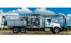 Vac-Con - Model 3.5 Yard - 5 Yard - 11 Yard - 12 Yard - 16 Yard - Combination Machine Series