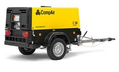 CompAir - Model C35-10 - C50 - Portable Compressors