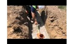 HOW TO: Install an Underground Drainage System with FloPlast   Professional Building Supplies Video