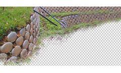 Model Loffel Type - Retaining Wall