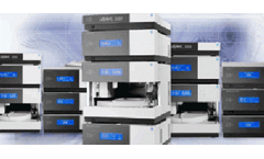 Dionex Classica - Model HPLC UltiMate3000 - Liquid Chromatography Systems