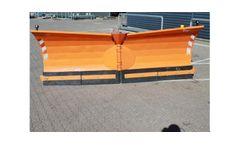 SaMASZ - Model AlpS-301 - Snow Plough