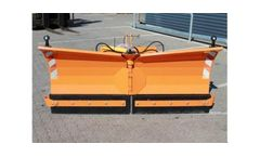 SaMASZ - Model PSV201 - Snow Plough
