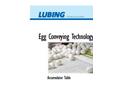 Lubing - Rod Conveyor for Egg Collection Brochure