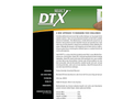 AMC - Model Select DTX - Direct Fed Microbials Feed