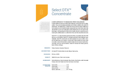 AMC - Model Select DTX - Direct Fed Microbial Concentrate Feed Brochure