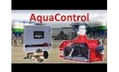 AquaControl, Mixer Moisture Sensor and Controller Video