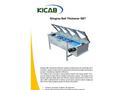 Saltec - Model SBT - Stingray Mechanical Belt Thickener Brochure