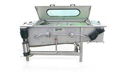 Saltec - Model SBT - Stingray Mechanical Belt Thickener