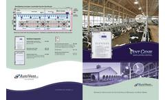 Automated Dairy Barn Ventilation Controller Datasheet