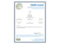CalMin OMRI Organic Certification - Brochure