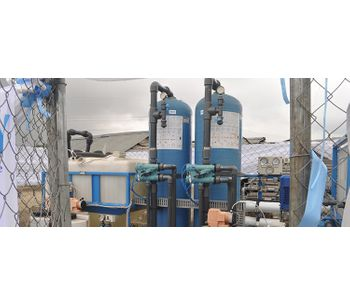 P2W - Drinking Water Treatment Plant