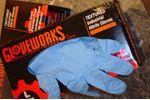 Voss - Model GLV-NIT-LPS - Small Lightly Powdered Nitrile Gloves