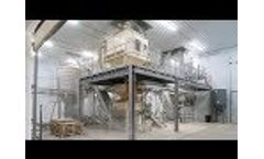 Pelletising Dried Poultry Manure with BD PelletTower - Video