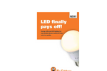 Model BD - LED ERS Dimmer Brochure