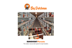 EUROVENT Parents - Modern Manure Belt System for Layer Breeders - Brochure