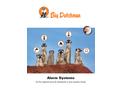 Alarm Systems - Brochure
