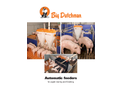 Automatic Feeders - For Piglet Rearing and Finishing - Brochure