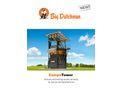 CompoTower - Vertically Enclosed High-Quality Fermenter for Manure and Separated Slurry - Brochure