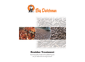 Residue Treatment - Brochure