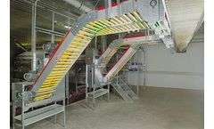 Vertical Conveyors For Egg Collection Systems