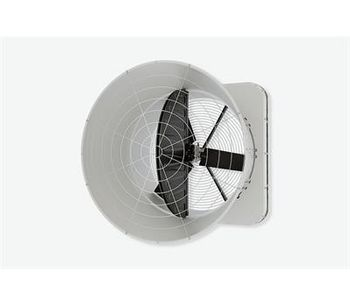 AirmasterBlue - Model 170C - Poultry Climate Control