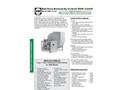 Acme - Model 3000 - Single-Width Backward Inclined Belt Drive Centrifugal Blower