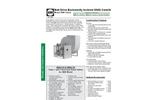 Acme - Model 3000 - Single-Width Backward Inclined Belt Drive Centrifugal Blower Brochure