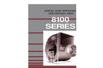 Acme - Model 8100C1 - Single-Width Airfoil Belt Drive Centrifugal Fan Brochure