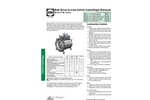 Acme - Model 2100 - Airfoil Roof Top Centrifugal Fan Brochure