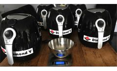 French Fries to Dairy DMI: Using an Inexpensive Air Fryer to Determine Dry Matter