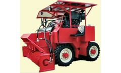 Compost Cat - Convenient Windrow Composting System