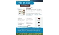 Redmond - Udder Mud Brochure