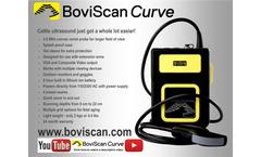 BoviScan Curve - Light Weight Cattle Ultrasound Unit Brochure