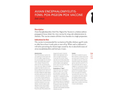 Avian Encephalomyelitis Vaccine - Datasheet