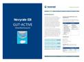 Novyrate - Model EB - Butyric Acid Brochure