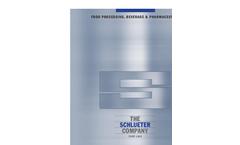 Schlueter Food Processing - Brochure
