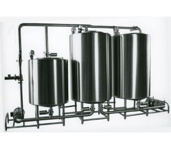 Schlueter - CIP Washing System