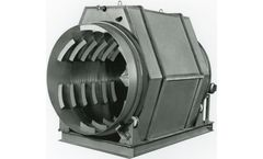 Schlueter - Roll/Wring Dry Internally Fed Rotary Drum Strainers