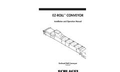 Schlagel - Model EZ-Roll - Belt Conveyors - Brochure