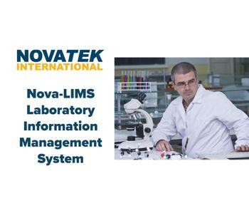 Nova LIMS - Laboratory Information Management System