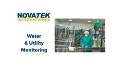 Novatek - Water & Utility Monitoring Management Software