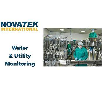 Novatek - Water & Utility Monitoring Management Software