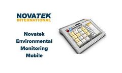 Novatek - Environmental Monitoring Mobile Software