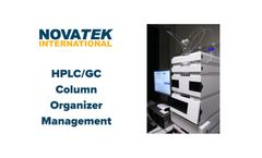 Novatek - Column Organizer Management Software