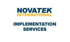 Novatek - Implementation Services